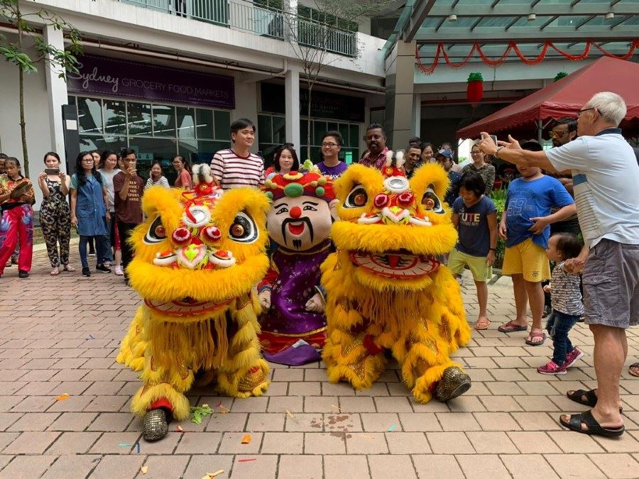 Garden Plaza Chinese New Year Celebration 2019